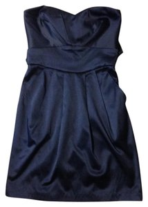 Trixxi Pockets Sweetheart Strapless Formal Dress