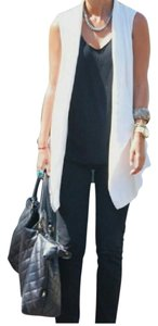 Zara Evening Sleeveless Night Out Soft Vest
