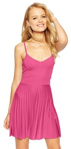 ASOS short dress pink/magenta Pink Magenta on Tradesy