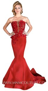 MNM Couture Mermaid Night Out Dress