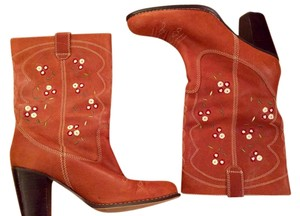 Seychelles Cowboy brown leather Boots