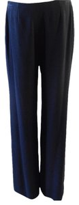 Chanel Straight Pants Navy