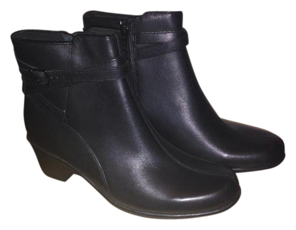 lady Special Clarks Black Ankle Boots/Booties Special lady Price 25c673