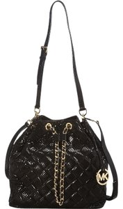 Michael Kors Quilted Leather Shoulder Bag