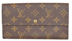 Louis Vuitton Louis Vuitton Porte Feuille Sarah