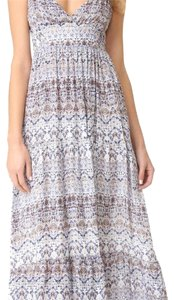 Multi print Maxi Dress by L'AGENCE