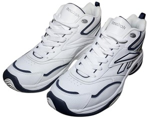 Reebok Classic Running white/Navy/Silver Athletic