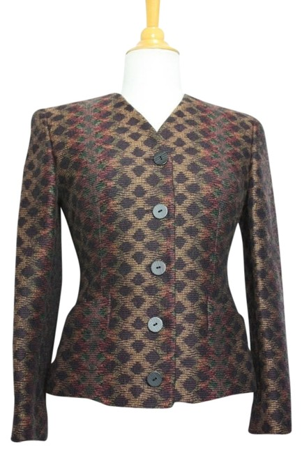 Preload https://img-static.tradesy.com/item/1971788/missoni-multicolor-vintage-donna-wool-italy-jacket-blazer-size-6-s-0-0-650-650.jpg