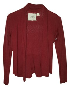 Red Longsleeve Sweater