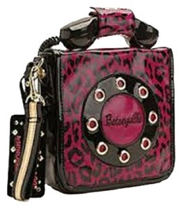 Betsey Johnson Limited Edition Vintage Shoulder Bag