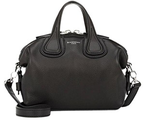 Givenchy Nightingale Micro Satchel in black