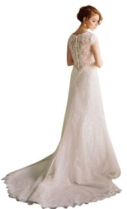 Lace Wedding Beading Dress