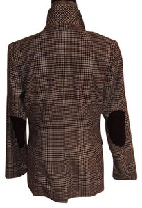 H&M Brown checked Blazer