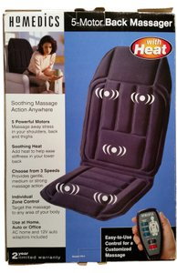 homedics Homedics 5-motor back massager