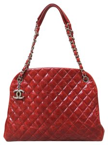 Chanel Tote Bowling Shoulder Bag