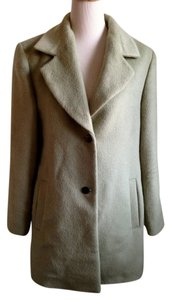 Mondi International Alpaca Sage Pea Coat