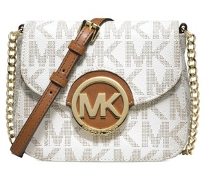Michael Kors Fulton Logo Cross Body Bag