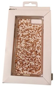 Rose gold flakes iphone 6/6S case