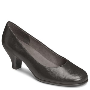 Aerosoles Black Pumps