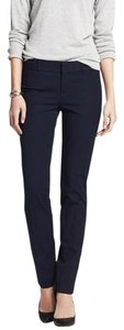 Banana Republic Skinny Pants True Navy
