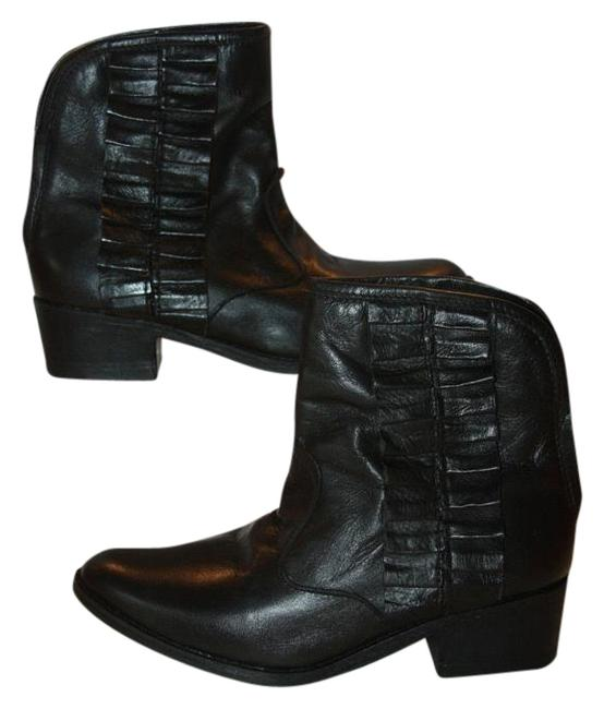 Item - Black Ankle Boots/Booties Size US 6.5 Regular (M, B)