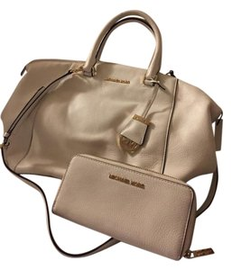 Michael Kors Satchel in White