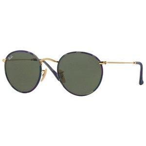 Ray-Ban RB3447JM-172 Round Unisex 50mm Sunglasses NIB