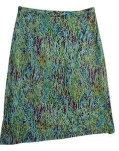 Diane von Furstenberg Skirt Abstract