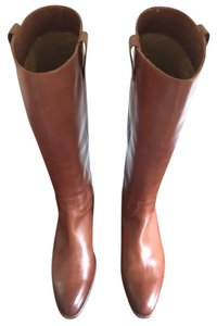 Brooks Brothers Riding Brown Boots