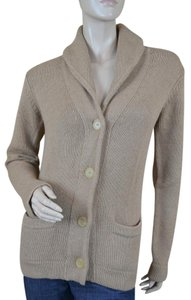 NICOLE FARHI Cardigan Sweater