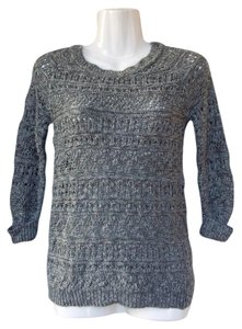 UNIONBAY Metallic Thread Sweater