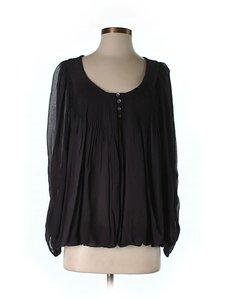 Rohit Gandhi + Rahul Khanna Ruched Top Brown