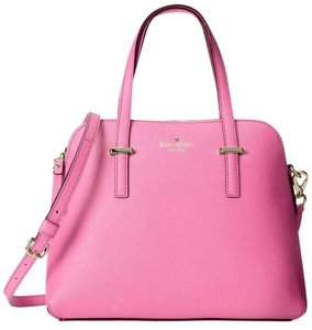 Kate Spade New York Satchel in Rouge Pink