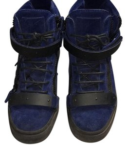 Giuseppe Zanotti Blue/black Athletic