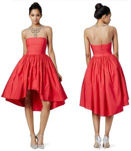 Marchesa Notte Fuchsia Dress