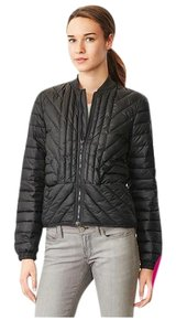 Gap Bomber Puffer True Black Jacket