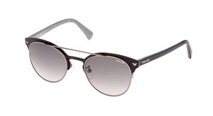 Police Police S8950 MOMENTUM-2 Sunglasses 8950 (K56) Black Authentic