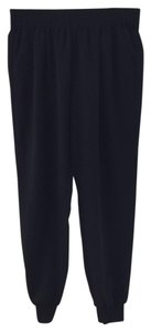 Joie Baggy Pants Black