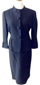 Tahari Tahari Wool Crepe Dinner Suit