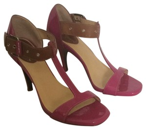Cole Haan Fuscia Sandals