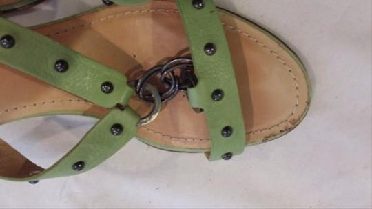 Tommy Bahama Lime Green Sandals