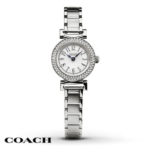 Coach Coach Madison 14501903 Silver Stainless Glitz Womens Watch