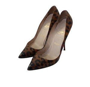 Christian Louboutin 7.5 Leopard Pumps