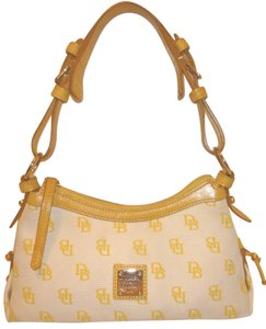 Dooney & Bourke Refurbished Monogram Shoulder Bag