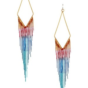 Meghan LA Beliz Finge Earrings