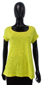 Threads 4 Thought T Shirt Yellow