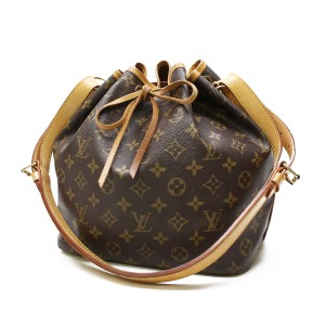 Louis Vuitton Bucket Noe Shoulder Hobo Bag