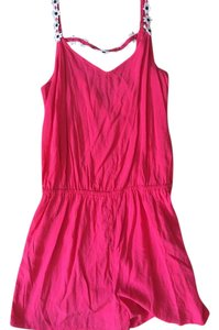 Mimi Chica Top Hot pink