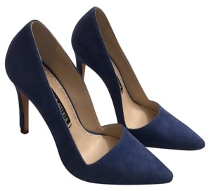 Alice + Olivia Blue Pumps