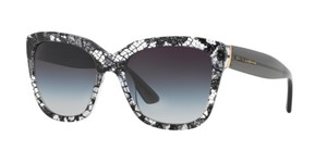 Dolce&Gabbana DG 4226 2854/8G BLACK LACE / GOLD ACCENTS - FREE 3 DAY SHIPPING
